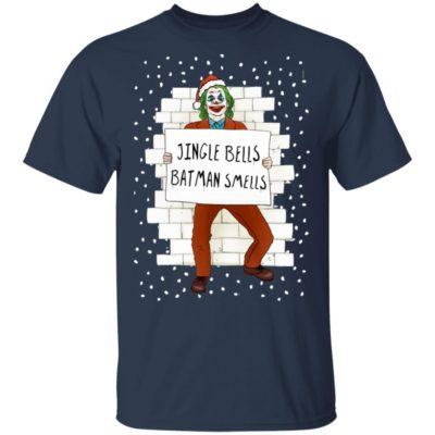 The Joker Jingle Bells Batman Smells Christmas