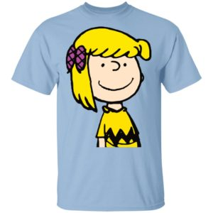 Charlin Brown Charlie Brown Female Version Shirt Long Sleeve Hoodie