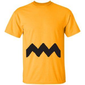 Charlie Brown Stripe Costume T-Shirt Long Sleeve Hoodie