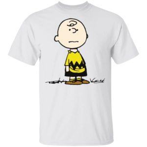 Charlie Brown Cartoon Shirt Long Sleeve Hoodie
