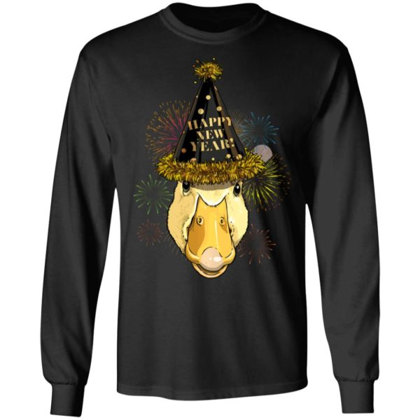 Duck Happy New Year 2020 T-Shirt