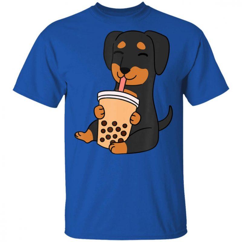 Dachshund Bubble Dog T-Shirt Long Sleeve Hoodie