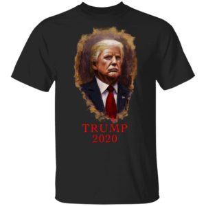 Donald Trump President 2020 Shirt Long Sleeve Hoodie