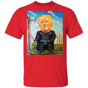 Darth Trump President Star Wars Shirt Long Sleeve Hoodie
