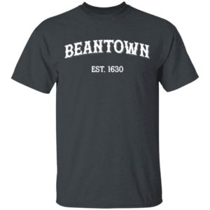 Beantown Boston Massachusetts Baked Beans New England T-Shirt