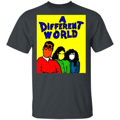 Different World Shirt Long Sleeve Hoodie