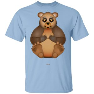 Bare Bear - Cute n' Cuddly Shirt Long Sleeve Hoodie