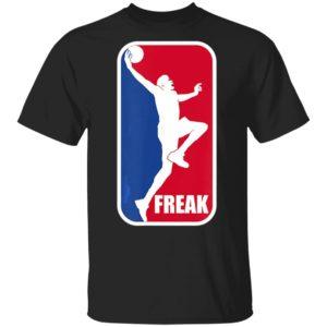 Greek-Freak-Giannis Basketball T-Shirt Long Sleeve Hoodie