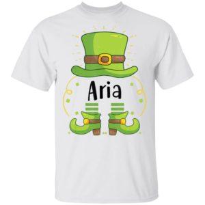 Aria, St Patrick's Day St Patrick's Day Hats T-Shirt Raglan Hoodie