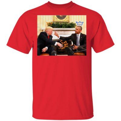 Obama Fuck Trump For 2020 Shirt Long Sleeve Hoodie