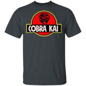 Cobra Kai Jurassic Park Shirt Long Sleeve Hoodie