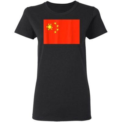China Wuhan Coronavirus Outbreak Warning Corona Plague T-Shirt