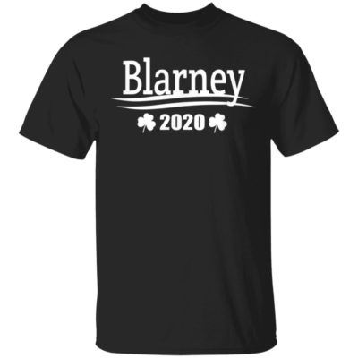 Blarney 2020 St. Patrick's Day T-Shirt Long Sleeve HoodieV