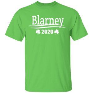 Blarney 2020 St. Patrick's Day T-Shirt Long Sleeve Hoodie