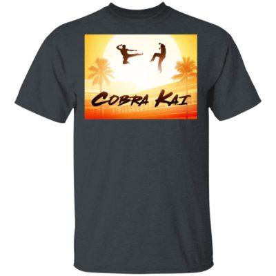 Cobra Kai Season 1 Shirt Long Sleeve Hoodie