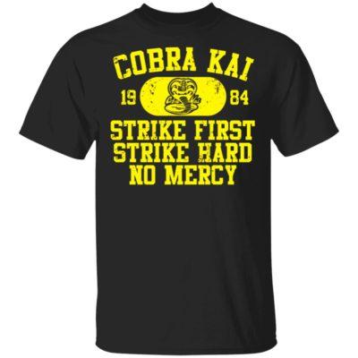 Cobra Kai 1984 Shirt Long Sleeve Hoodie