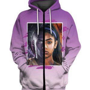 Kobe Bryant and Daughter Gigi Bryant Family 3D Print Shirt Long Sleeve Hoodie