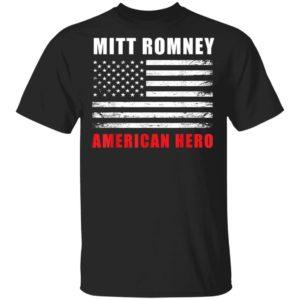 Mitt Romney American Hero 2020 T-Shirt, Long Sleeve, Hoodie