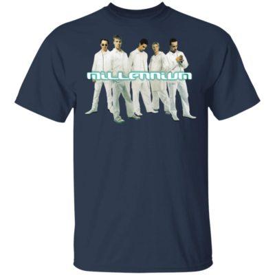 90S Band Millennium Backstreet Boys 2020 T-Shirt Long Sleeve Hoodie
