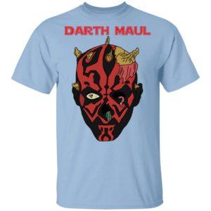 Darth Maul Star Wars Zombie Shirt Long Sleeve Hoodie