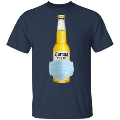 The Corona Virus Beer T-shirt Long Sleeve Hoodie