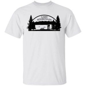 Camp Mikwendon T-Shirt Long Sleeve Hoodie