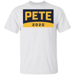 Pete For America 2020 Shirt Long Sleeve Hoodie
