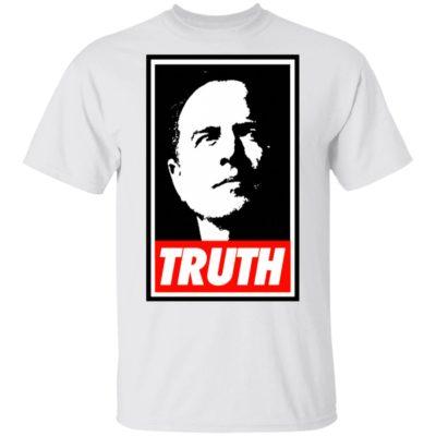 Adam Schiff Truth Shirt Long Sleeve Hoodie