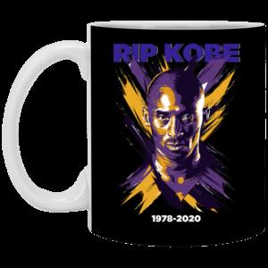 RIP KOBE Black Mamba Mug, Necklace