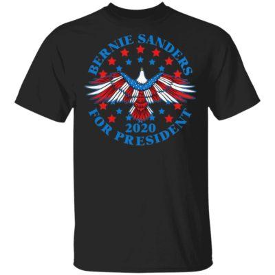 Bernie Sanders for President 2020 Shirt Long Sleeve Hoodie