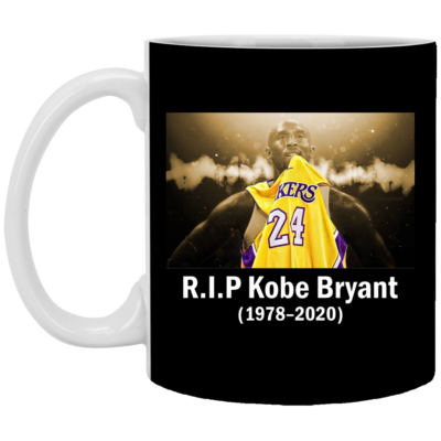 RIP Black Mamba Kobe Bryant 1978-2020 Mug, Necklace
