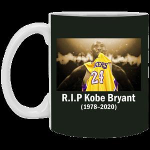 RIP Black Mamba Kobe Bryant 1978-2020 Mug, Necklace