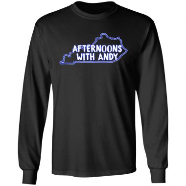 Kentucky afternoons with andy shirt, Hoodie