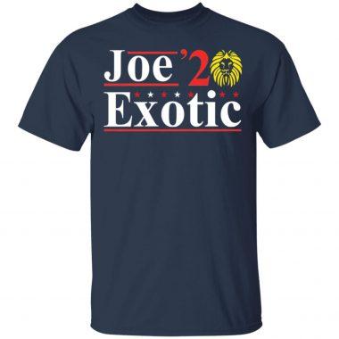 Vote For Joe Exotic 2020 T-shirt