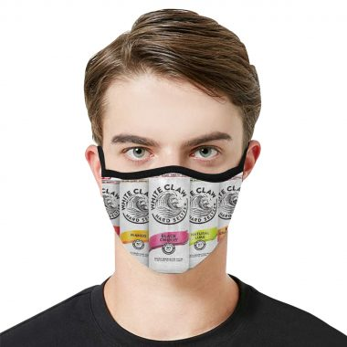 White claw Face Mask Filter PM2.5