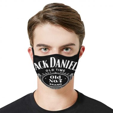Jack Daniel's Face Mask Filter PM2.5