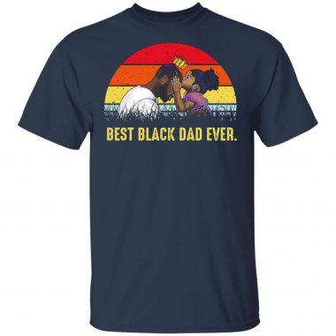 Vintage Kobe Bryant And Gianna Bryant Best Black Dad Ever Shirt, Long Sleeve, Hoodie, Sweatshirt
