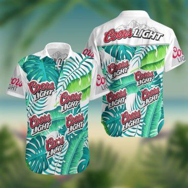 Cool Life Beer Summer Hawaiian Beach Shirt