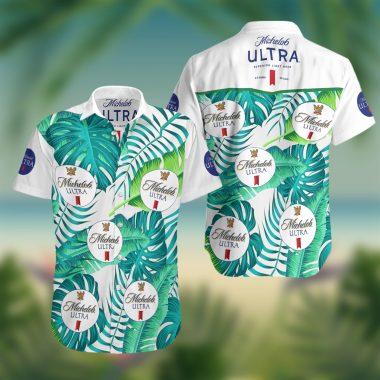 Ultra beer Summer Hawaiian Beach Shirt