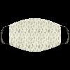 Leaf Pattern face mask