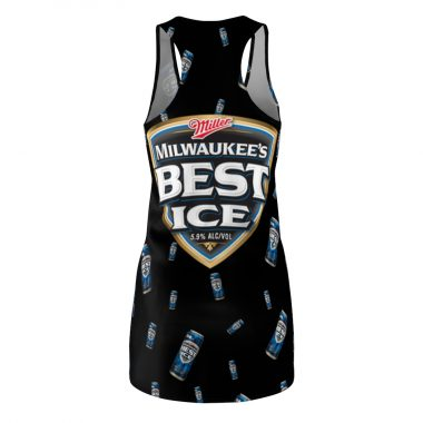 Milwaukee's Best Ice Dress Women's Cut & Sew Racerback