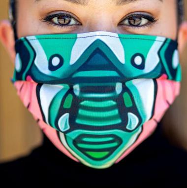 Jinzo Face Mask