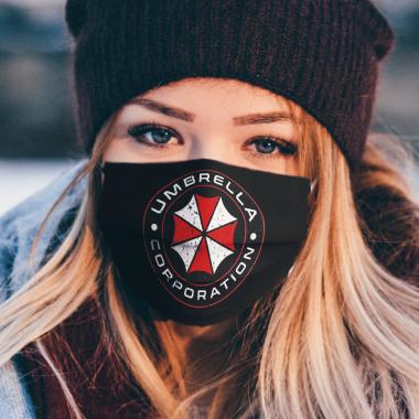 Umbrella Corporation Face Mask Washable, Reusable