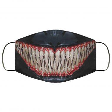 Venom Marvel Comics Superhero Face Mask