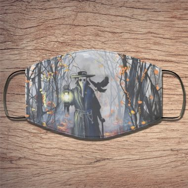 The Plague Doctor Face Mask