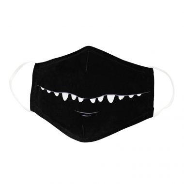 Cute Toothless Dragon Cartoon Night Fury Rare Face Mask