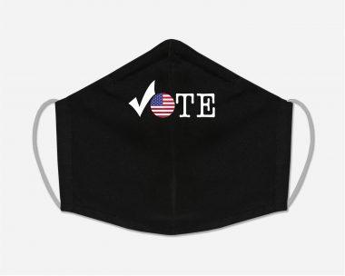 Vote Trump America face mask