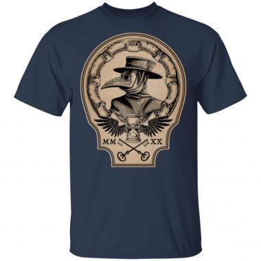 Vintage Plague Doctor Classic T-Shirt