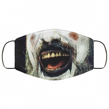 Captain Spaulding Face Protection Face Mask washable, reusable