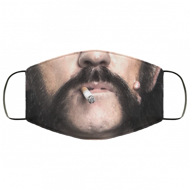 Lemmy Face Mask
